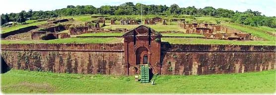 HISTÓRIA - O Forte Príncipe da Beira ⋆ Expressão Rondônia